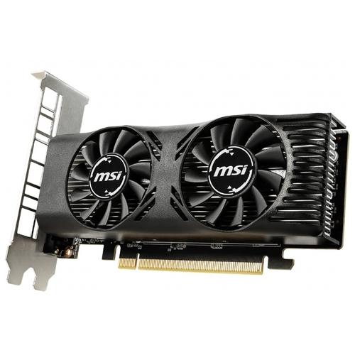 Видеокарта MSI GeForce GTX 1650 1695MHz PCI-E 3.0 4096MB 8000MHz 128 bit DVI HDMI HDCP LP OC