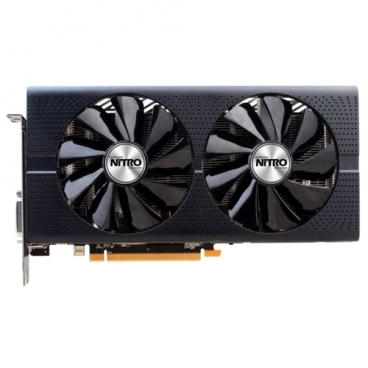 Видеокарта Sapphire Nitro+ Radeon RX 470 1121Mhz PCI-E 3.0 8192Mb 8000Mhz 256 bit DVI 2xHDMI HDCP (11256-02)