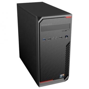 Компьютерный корпус Delux MN302 400W Black