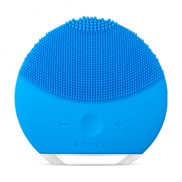 FOREO Щетка для чистки и spa-массажа лица LUNA mini 2 (Aquamarine)