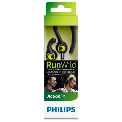 Наушники Philips SHQ1400 ActionFit