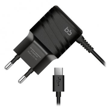 Сетевая зарядка BB 012-001 (0102BB, пакет)