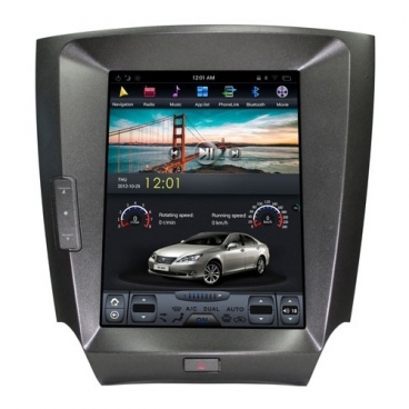 Автомагнитола Parafar IPS Tesla Lexus IS 2006-2010 Android 7.1 (PF039T10)