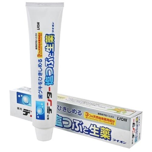 Зубная паста Lion Dental Medical Cool с экстрактами растений