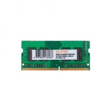 Оперативная память 4 ГБ 1 шт. Qumo QUM4S-4G2400KK16