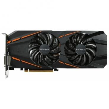 Видеокарта GIGABYTE GeForce GTX 1060 1531Mhz PCI-E 3.0 3072Mb 8008Mhz 192 bit DVI HDMI HDCP