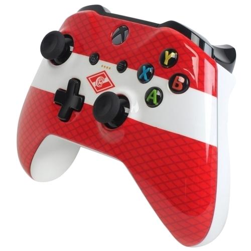 Геймпад RAINBO Xbox One Wireless Controller FC Spartak