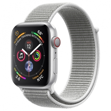 Часы Apple Watch Series 4 GPS + Cellular 44mm Aluminum Case with Sport Loop