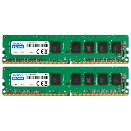 Оперативная память 8 ГБ 2 шт. GoodRAM GR2666D464L19S/16GDC