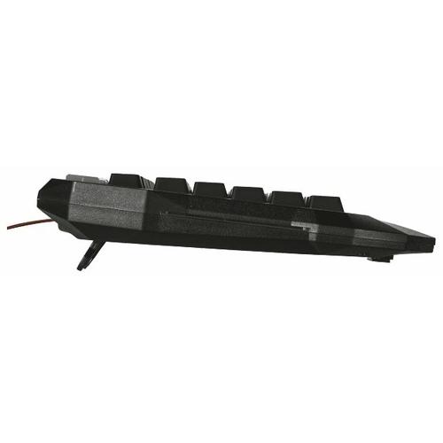 Клавиатура Trust GXT 285 Advanced Gaming Keyboard Black USB