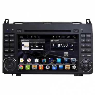Автомагнитола Daystar DS-7096HD MERCEDES-BENZ VITO III VIANO ANDROID