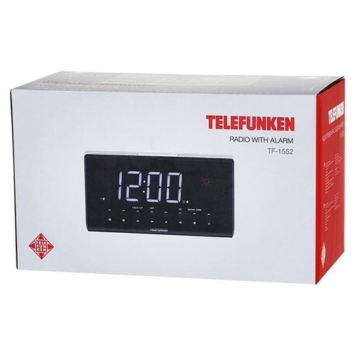 Радиобудильник TELEFUNKEN TF-1552