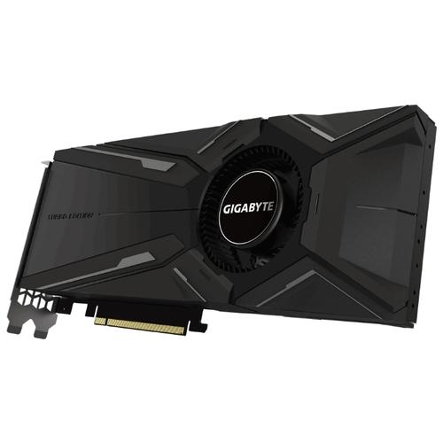 Видеокарта GIGABYTE GeForce RTX 2080 Ti 1545MHz PCI-E 3.0 11264MB 14000MHz 352 bit HDMI HDCP TURBO