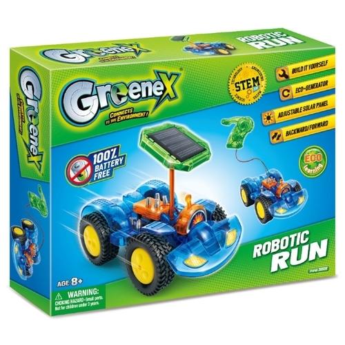 Электромеханический конструктор Amazing Toys Greenex 36509 Автомобиль на альтернативной энергии