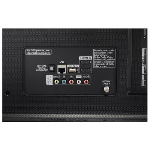 Телевизор NanoCell LG 43UJ750V