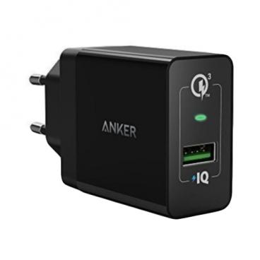 Сетевая зарядка ANKER PowerPort+ 1 (A2013L11/A2013L21)