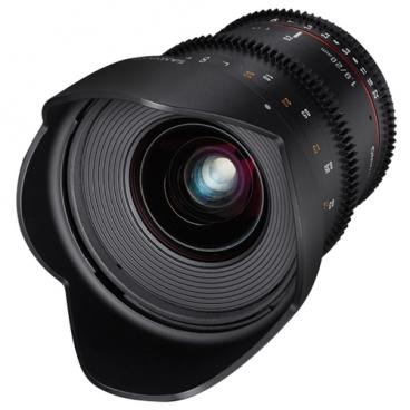 Объектив Samyang 20mm T1.9 ED AS UMC Fujifilm X