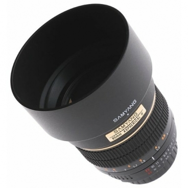 Объектив Samyang 85mm f/1.4 AS IF Samsung NX