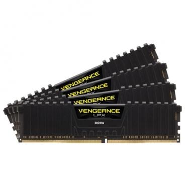 Оперативная память 16 ГБ 4 шт. Corsair CMK64GX4M4D3200C16