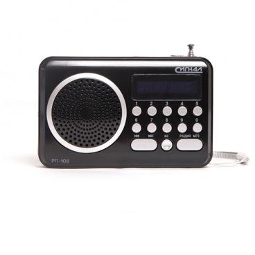 Радиоприемник СИГНАЛ ELECTRONICS РП-108