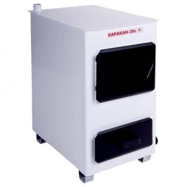 Комбинированный котел Каракан 20 ТЭГВ 20 кВт двухконтурный
