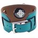 Mokka Ремешок Cuff Hermes для Apple Watch 38/40mm