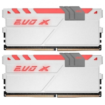 Оперативная память 16 ГБ 2 шт. GeIL EVO X GEXG432GB2666C19DC