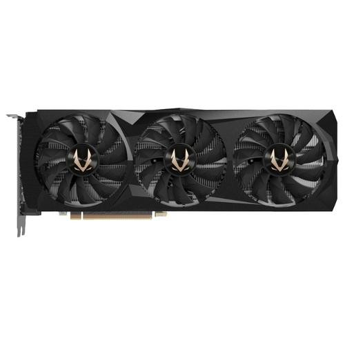 Видеокарта ZOTAC GeForce RTX 2080 Ti 1665MHz PCI-E 3.0 11264MB 14000MHz 352 bit HDMI HDCP AMP