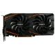 Видеокарта GIGABYTE Radeon RX 580 1340MHz PCI-E 3.0 8192MB 8000MHz 256 bit DVI HDMI HDCP Gaming Mi