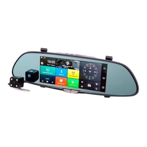 Видеорегистратор XPX ZX867, 2 камеры, GPS