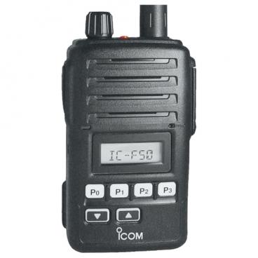 Рация ICOM IC-F50