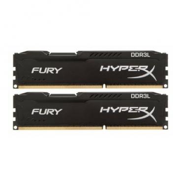 Оперативная память 8 ГБ 2 шт. HyperX HX318LC11FBK2/16