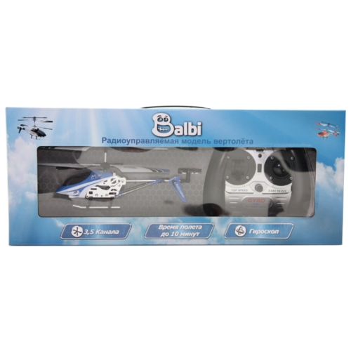 Вертолет Balbi IRH-022-F 22 см