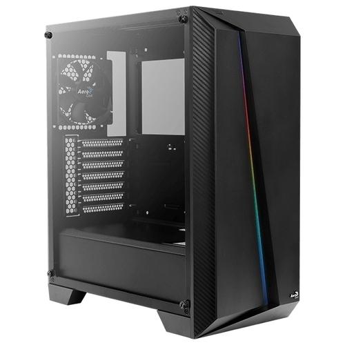 Компьютерный корпус AeroCool Cylon Pro Black