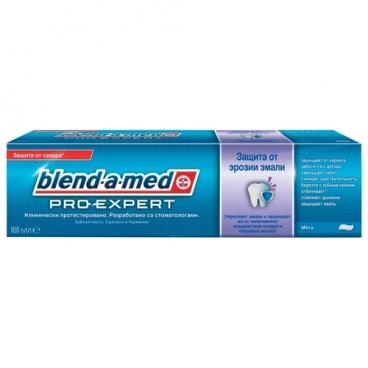 Зубная паста Blend-a-med Pro-Expert Защита от Эрозии Эмали Мята