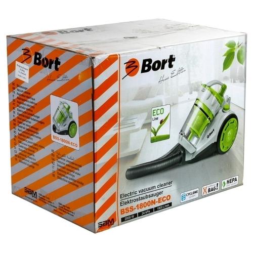 Пылесос Bort BSS-1800N-ECO