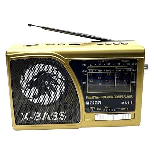 Радиоприемник Meier Audio M-U118