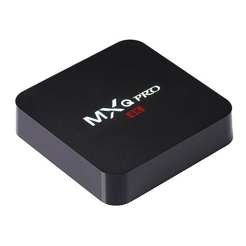 Медиаплеер MXQ Pro 4K
