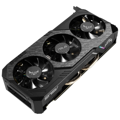 Видеокарта ASUS GeForce GTX 1660 1500MHz PCI-E 3.0 6144MB 8002MHz 192 bit DVI HDMI DisplayPort HDCP TUF Gaming X3 Advanced