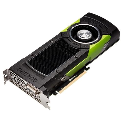 Видеокарта PNY Quadro M6000 PCI-E 3.0 24576Mb 384 bit DVI HDCP