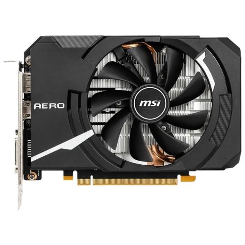 Видеокарта MSI GeForce GTX 1660 SUPER 1815MHz PCI-E 3.0 6144MB 14000MHz 192 bit DVI DisplayPort HDMI HDCP AERO ITX OC