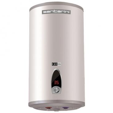 Накопительный электрический водонагреватель General hydraulic Cosmo Round 30L