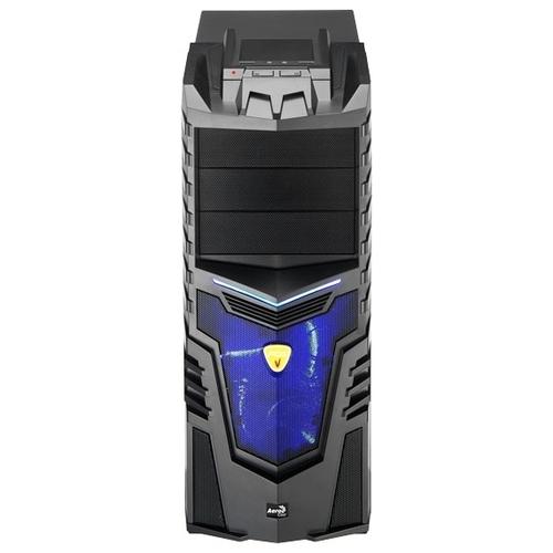 Компьютерный корпус AeroCool X-Warrior Black Edition Black