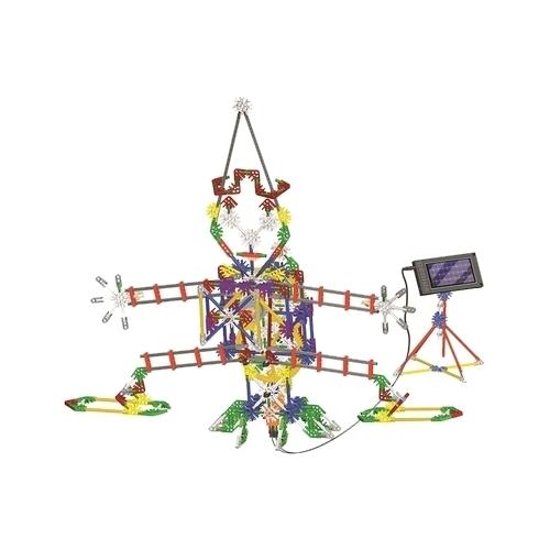 Электромеханический конструктор Genius G-8138B Веселый клоун