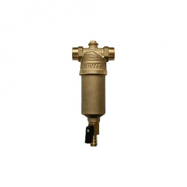 """Фильтр механической очистки BWT Protector Mini H/R 3/4"""" муфтовый (НР/НР), со сливом"""