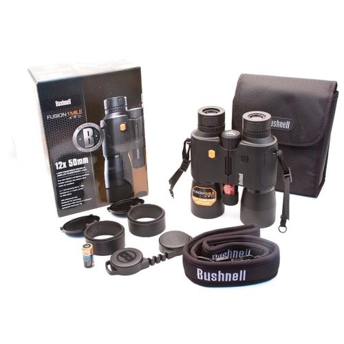 Бинокль Bushnell Fusion 1 Mile Arc 12x50