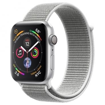 Часы Apple Watch Series 4 GPS 40mm Aluminum Case with Sport Loop
