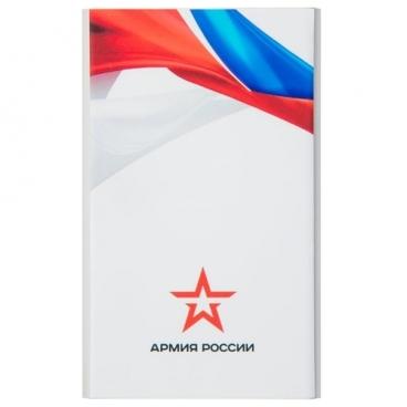 Аккумулятор Red Line J01 Армия России дизайн №17 УТ000016668, 4000 mAh