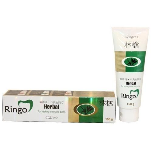 Зубная паста Ringo Herbal