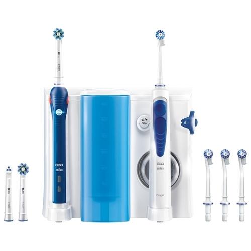 Зубной центр Oral-B OxyJet + Pro 3000